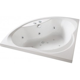 Bathtub with hydro massage function