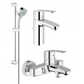 Basin mixer tap set