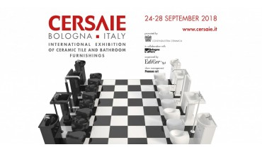 CERSAIE 2018 | THE ITALIAN INTERNATIONAL FAIR FOR CERAMICS AND BATHROOM DESIGN