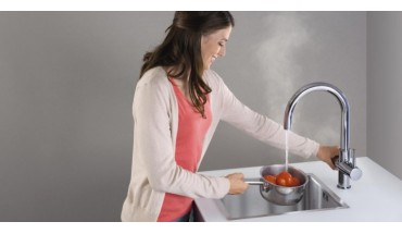 GROHE RED: HOT WATER IN YOUR KITCHEN